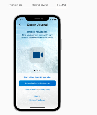 Is iOS 14 the end of free apps, for subscription model or Apple Arcade ?