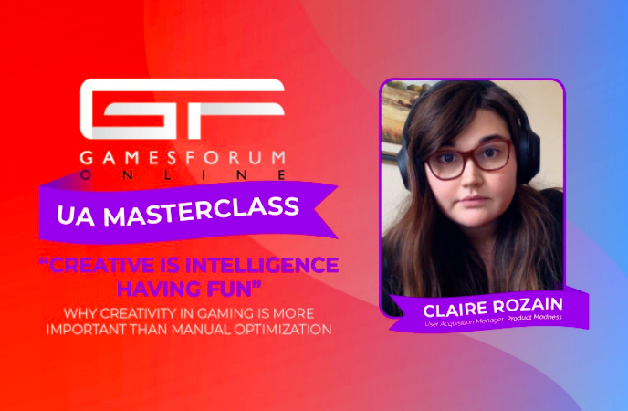Claire rozain user acquisition creative